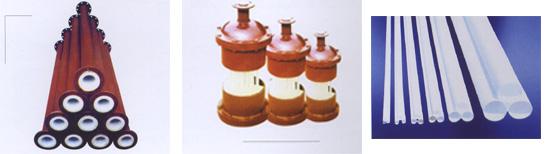 聚四氟乙烯推压管及钢塑复合管